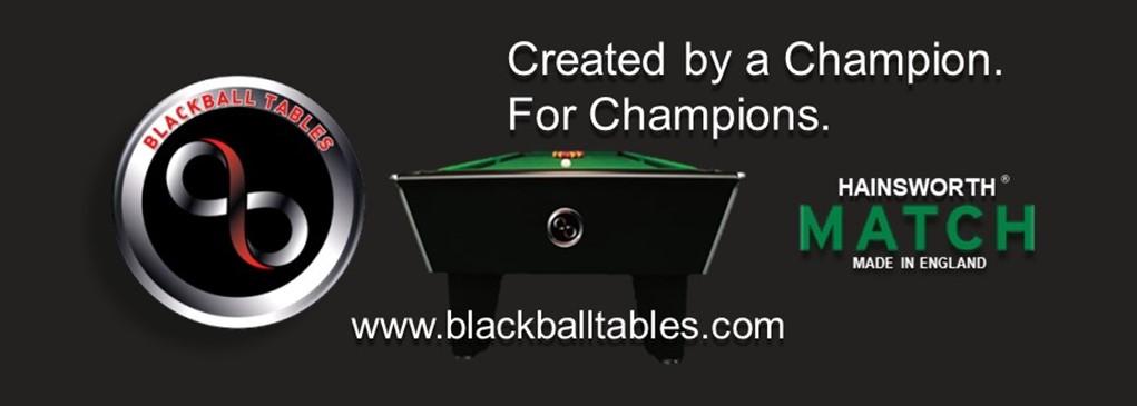 BLACKBALL TABLES